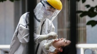 China races to contain a second wave of coronavirus cases in Beijing