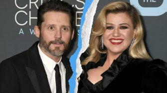 Kelly Clarkson Files For Divorce From Husband Brandon Blackstock