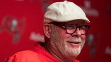 Bruce Arians says if he's coaching Dolphins, a healthy Tua starts right away