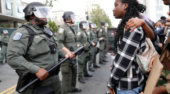 Photos from Day 3 George Floyd death protests continue around the Bay Area with daytime mall looting