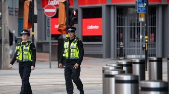 Police given power to treat the breaking of four lockdown rules as a crime