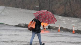 Rainy weather will break dry spell, forecasters say