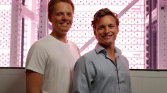 Brothers hope to feed the world with their robotic indoor farming technology