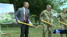 U.S. Army War College ground breaking in Carlisle