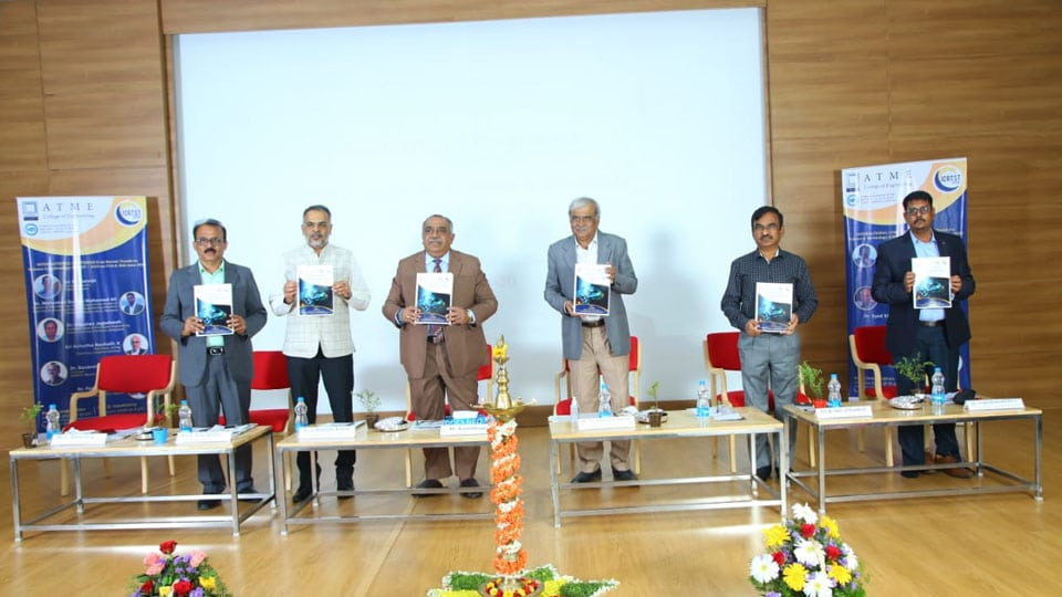 Intl. Conference on Recent Trends in Science and Technology held