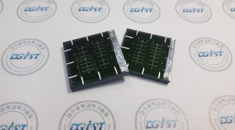 New thin-film technology uses sustainable components for solar panels
