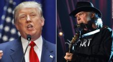 Neil Young 'NOT ok' with Trump playing his music at Mount Rushmore event
