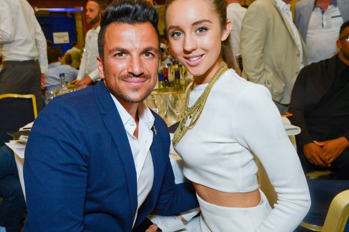 Peter Andre's NHS doctor wife Emily slams celebs breaking social distancing rules and 'posting it all over Instagram'
