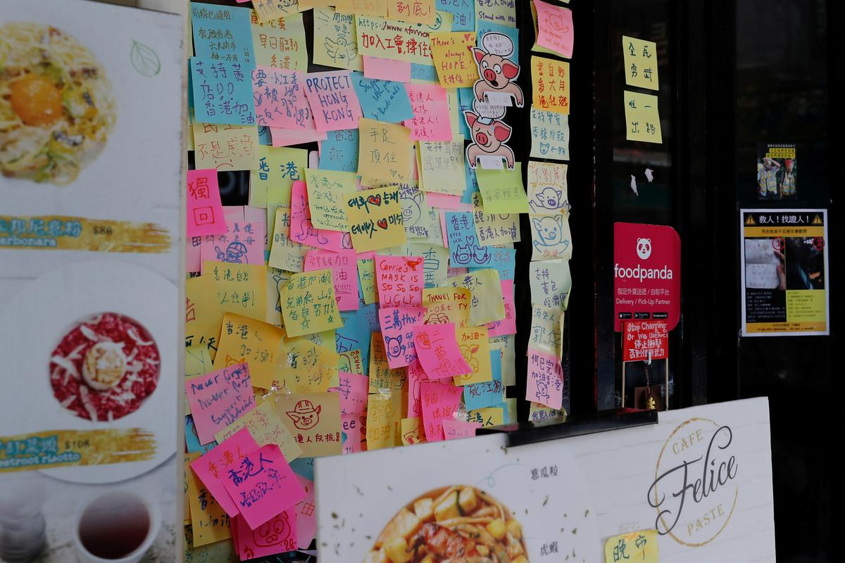 New security law starts to break down Hong Kong's pro-democracy economy