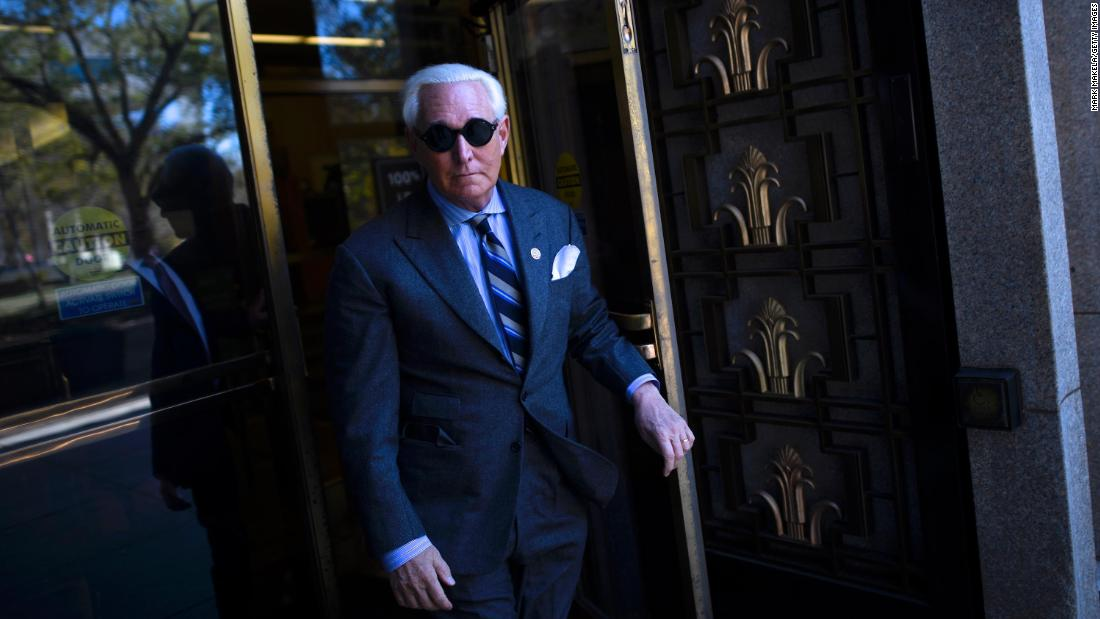Facebook removes Roger Stone from Instagram after linking him to fake accounts