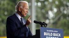 Joe Biden Leads Donald Trump In Polls With Low Key Strategy : NPR