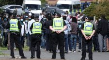 Funeral of Glasgow knife attacker delayed after over 100 mourners arrive breaking Covid restrictions