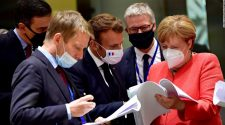 EU recovery plan: Leaders strike 'historic' deal to rebuild economy after coronavirus