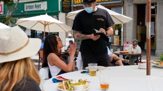 Alameda County Health Officials Shutting Down Outdoor Dining – CBS San Francisco