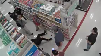 Brothers charged with attacking guards at Van Nuys Target, breaking one's arm, after refusing to wear masks