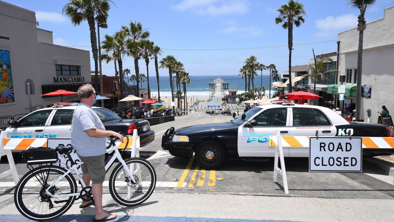 Californians celebrate July 4 with virtual parades, masks amid make-or-break moment in pandemic