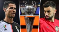 Champions League & Europa League draws live: Barcelona, Real Madrid & Man Utd learn knockout paths
