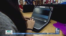Addressing the challenge of providing technology, internet access to CCSD students