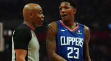 Clippers' Lou Williams in trouble with NBA after rapper Jack Harlow posts photo of him in Atlanta strip club