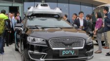 China's HiRain Technologies raises $30m for self-driving tech