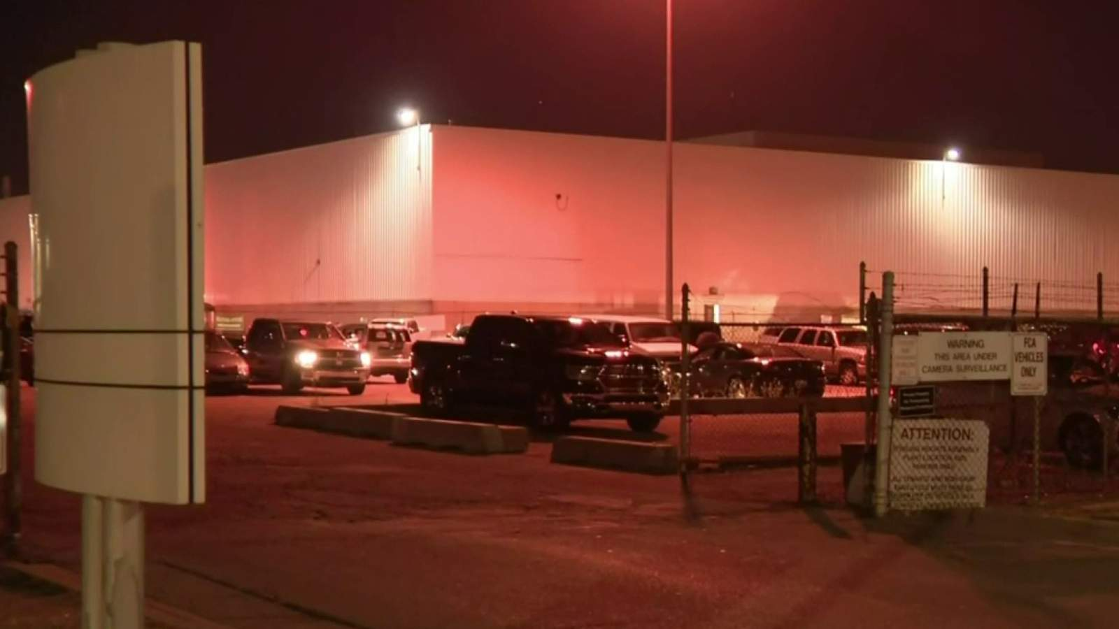 FCA Sterling Heights Assembly Plant worker stabbed during lunch break