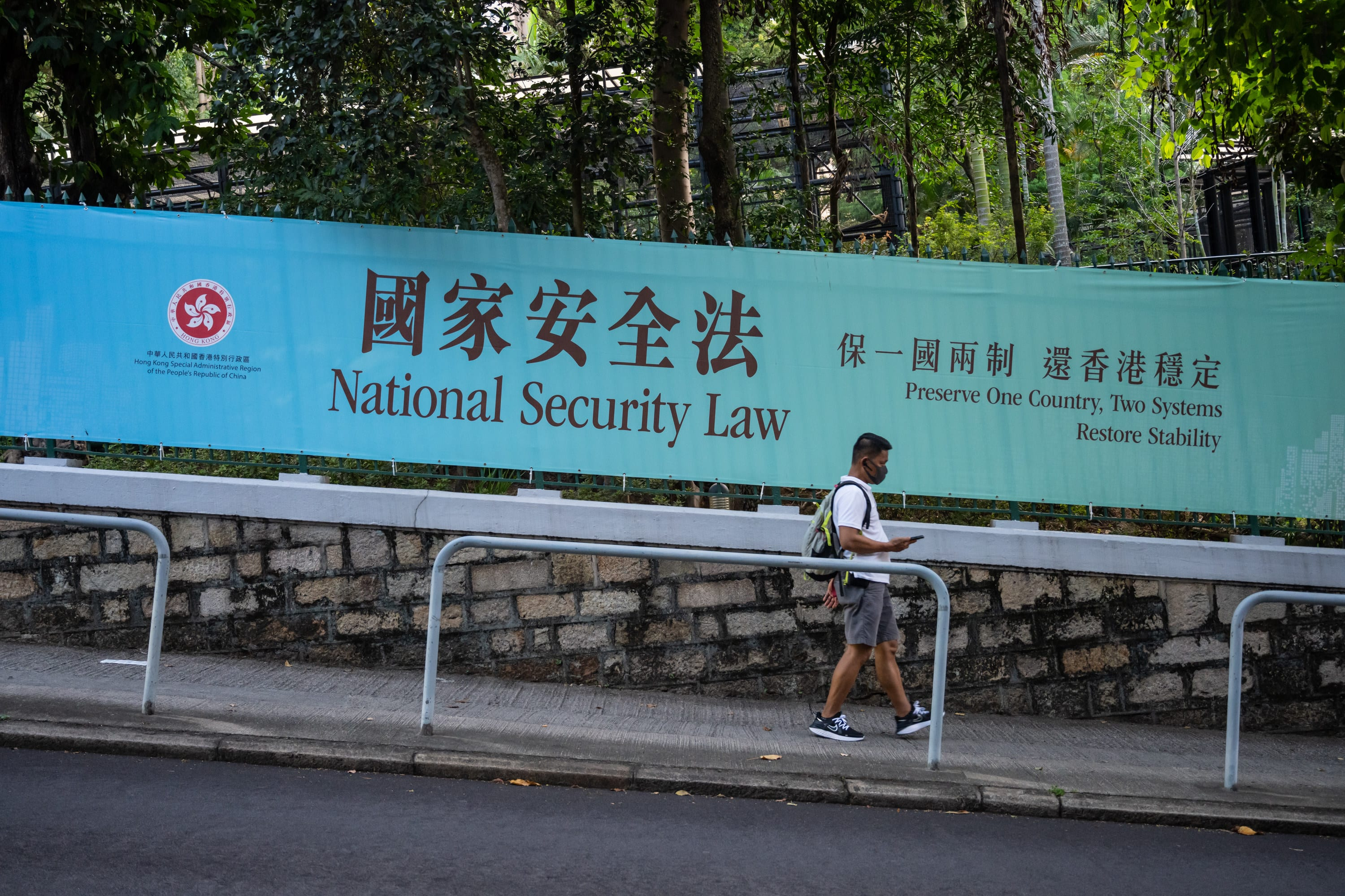 Hong Kong officials 'very disappointed' at Canada's move to suspend extradition pact