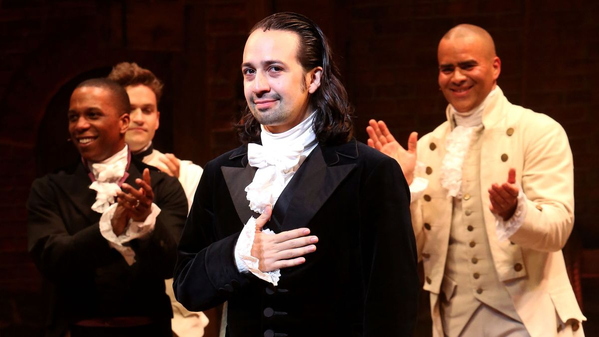 How to watch Hamilton online: stream the hit musical on Disney Plus right now
