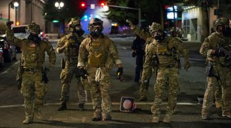 Oregon attorney general sues federal agencies for allegedly violating protesters' civil rights