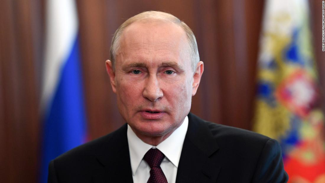 Putin's ploy to extend rule backed by Russians: live updates - CNN