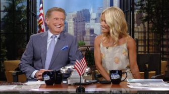 Regis Philbin: Veteran TV presenter dies aged 88