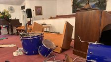 Small Fort Worth Church Suffers 'Heartbreaking' Vandalism, Break-In – NBC 5 Dallas-Fort Worth