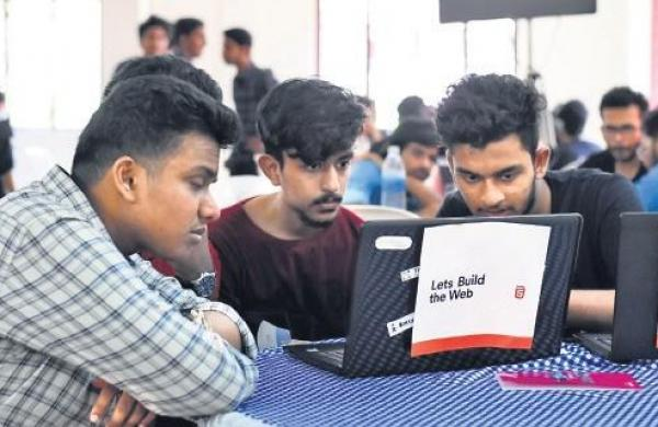 TinkerHub to aid techies and students access latest technology- The New Indian Express