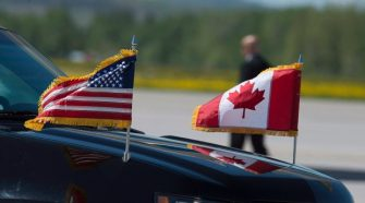 Two Americans charged with breaking Canada's quarantine rules