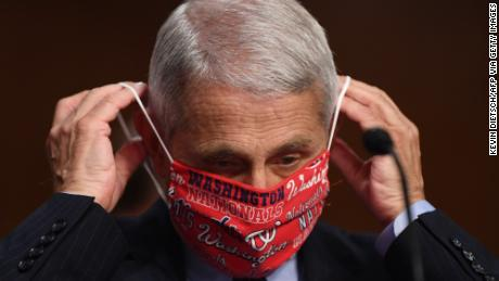 Fauci says US coronavirus situation is 'really not good' as new cases surge