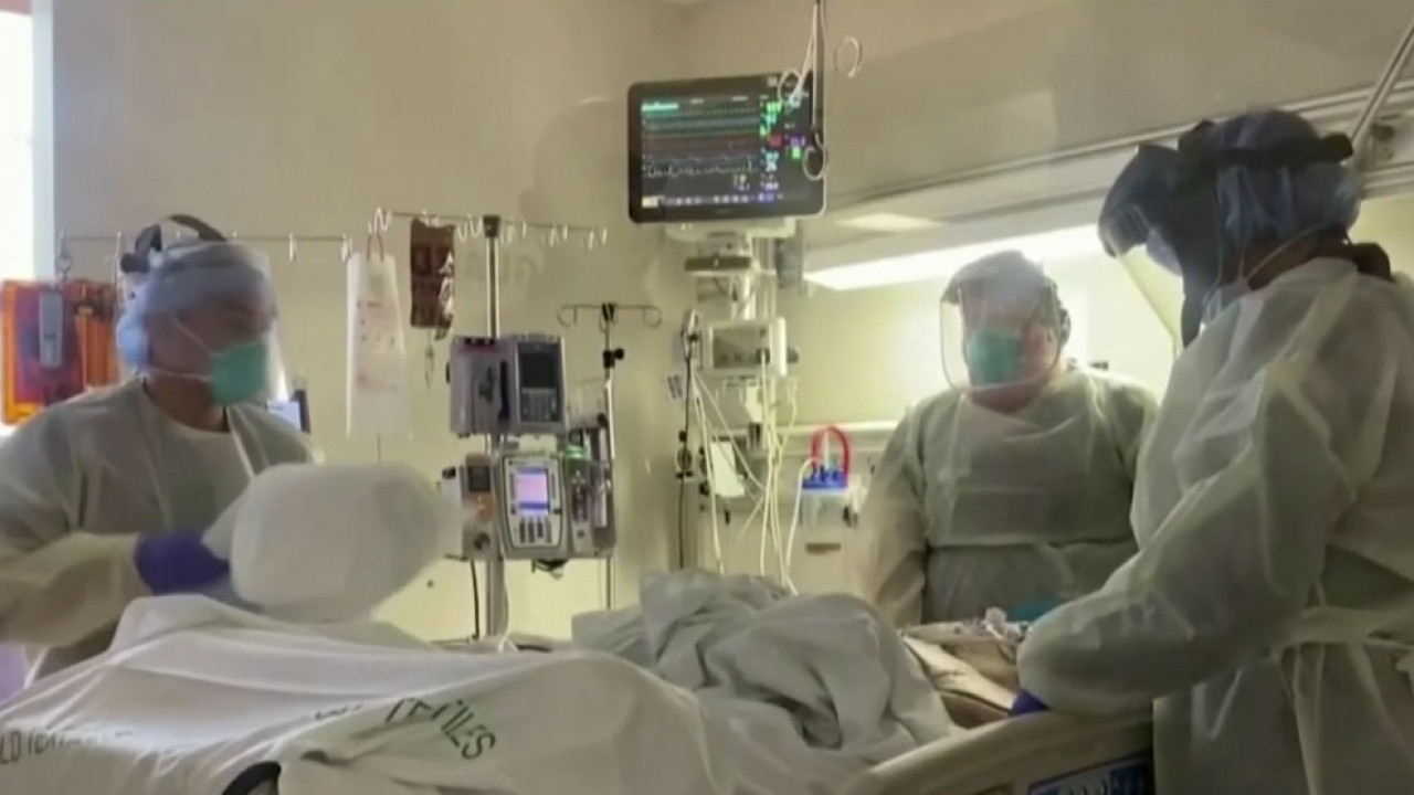 State Reaching Back Out To Recruit Qualified Staff For California Health Corps – CBS Sacramento