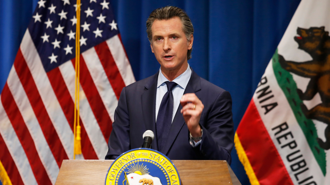 Newsom announces plans to update unemployment agency's technology, address backlog of unpaid claims
