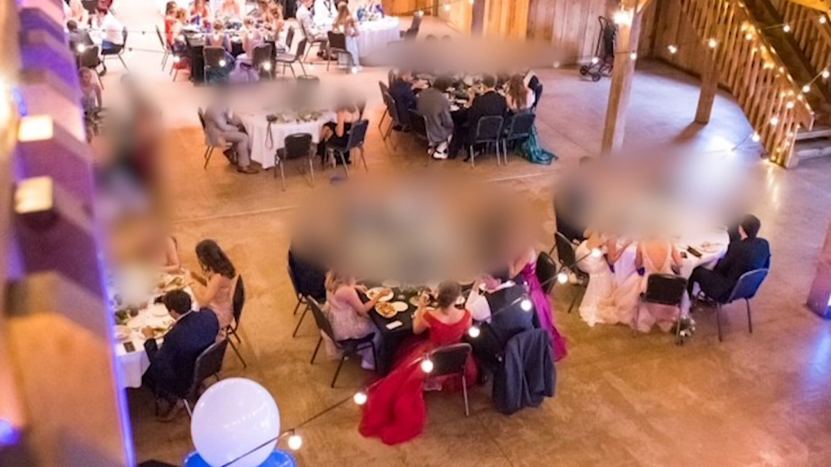 Suburban Health Officials Say Multiple Attendees of Private Prom Held in Indiana Tested Positive for Coronavirus – NBC Chicago