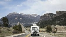 "A website called SatelliteInternet.com is holding a ""Digital Detox Challenge,"" and it will pay an individual $1,000 to spend a weekend in an RV in the national park of their choice, on the dates they choose. (Annalise Braught / Bemidji Pioneer)"