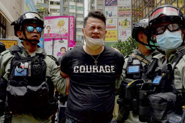 Hong Kong: Law Making and Law Breaking