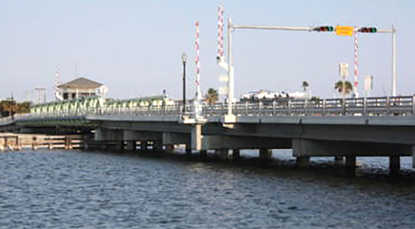 Brevard County to Lock Down Mathers Bridge to Vehicle Traffic Only on Sunday Due to Isaias