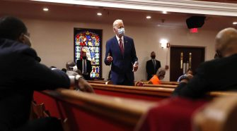Biden tries to clarify remarks suggesting lack of diversity in the Black community