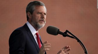 Jerry Falwell Jr. will take a leave of absence from Liberty University