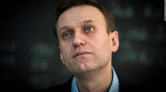 Alexey Navalny: Flight carrying comatose Russian dissident departs for Berlin