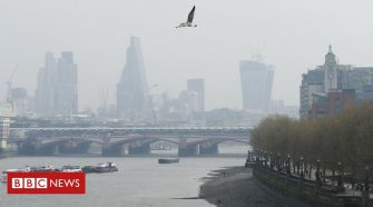 UK to set limits on harmful airborne particles