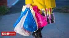 Price of plastic carrier bags in England to double to 10p next year