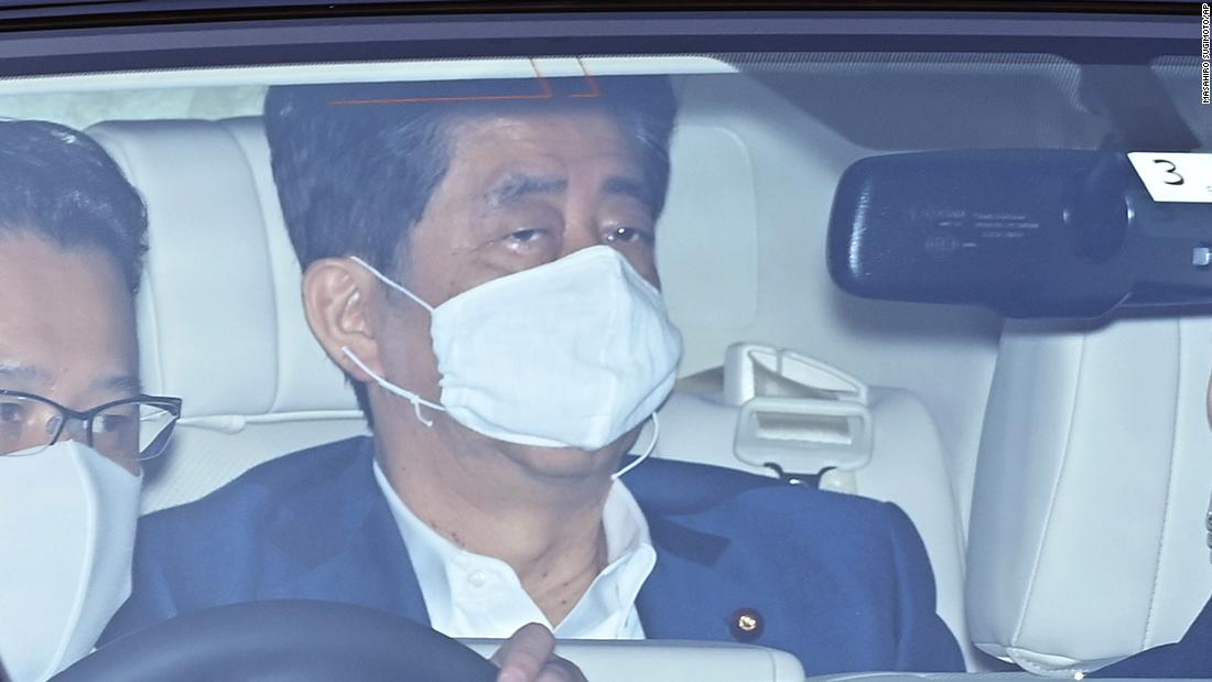 Shinzo Abe: Japan's Prime Minister resigns due to health reasons