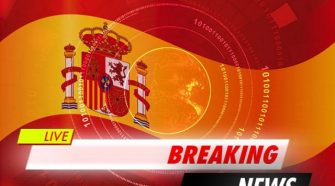 25 Homes Evacuated as Forest Fire Rages in Spanish City