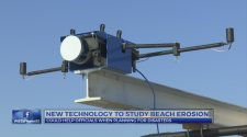 'The technology's changed:' Upgraded device helps CCU group in beach erosion research, storm preparation