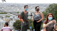 As coronavirus cases surge, Paris mandates masks in public