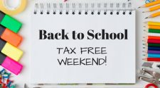 Back-To-School Tax 'Holiday' Offers Break on Computers, Clothing and all School Supplies